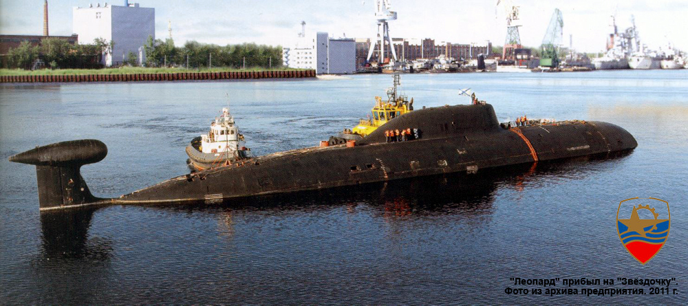 Конструкция атомной подводной лодки проекта 667, бДРМ