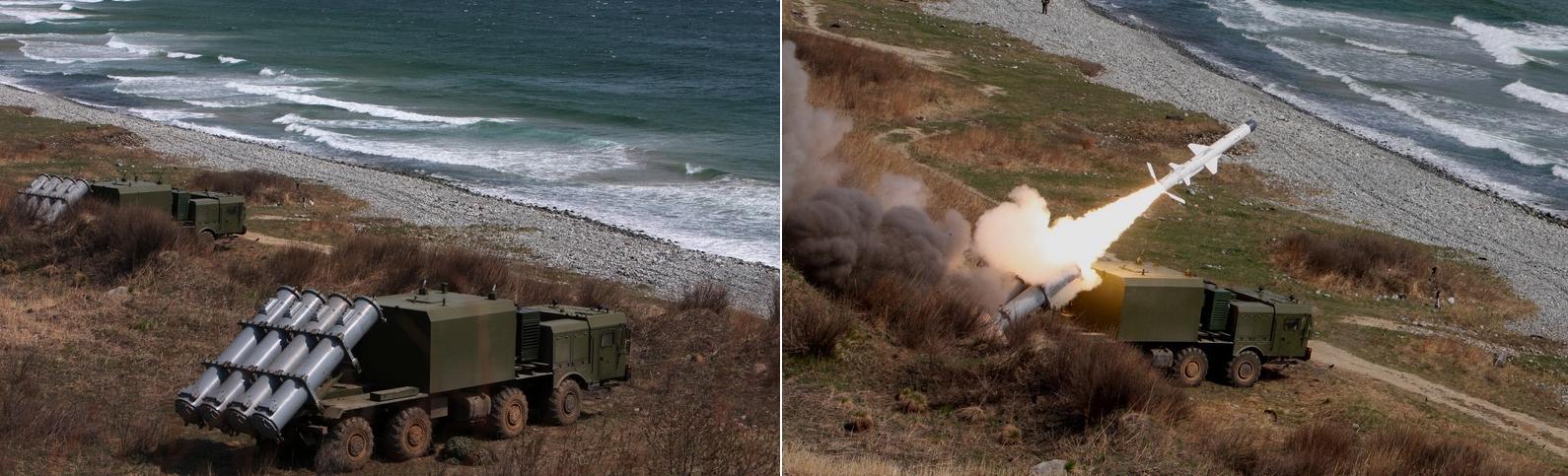 Rússia instala mísseis para proteção da costa nas ilhas Curilas