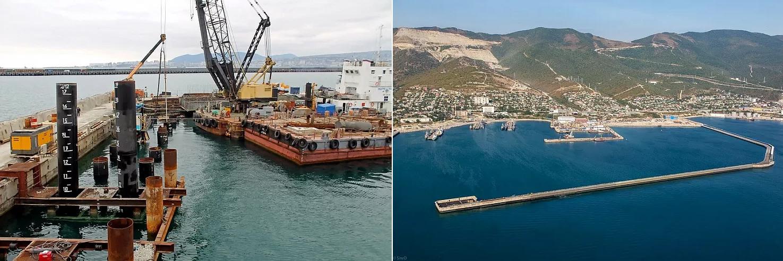 Em resposta às ações da OTAN, Rússia constrói nova base naval no Mar Negro