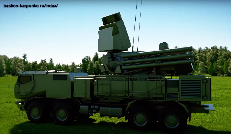 Pantsir-S1 News Thread: - Page 31 PANCIR-SM_161007_01