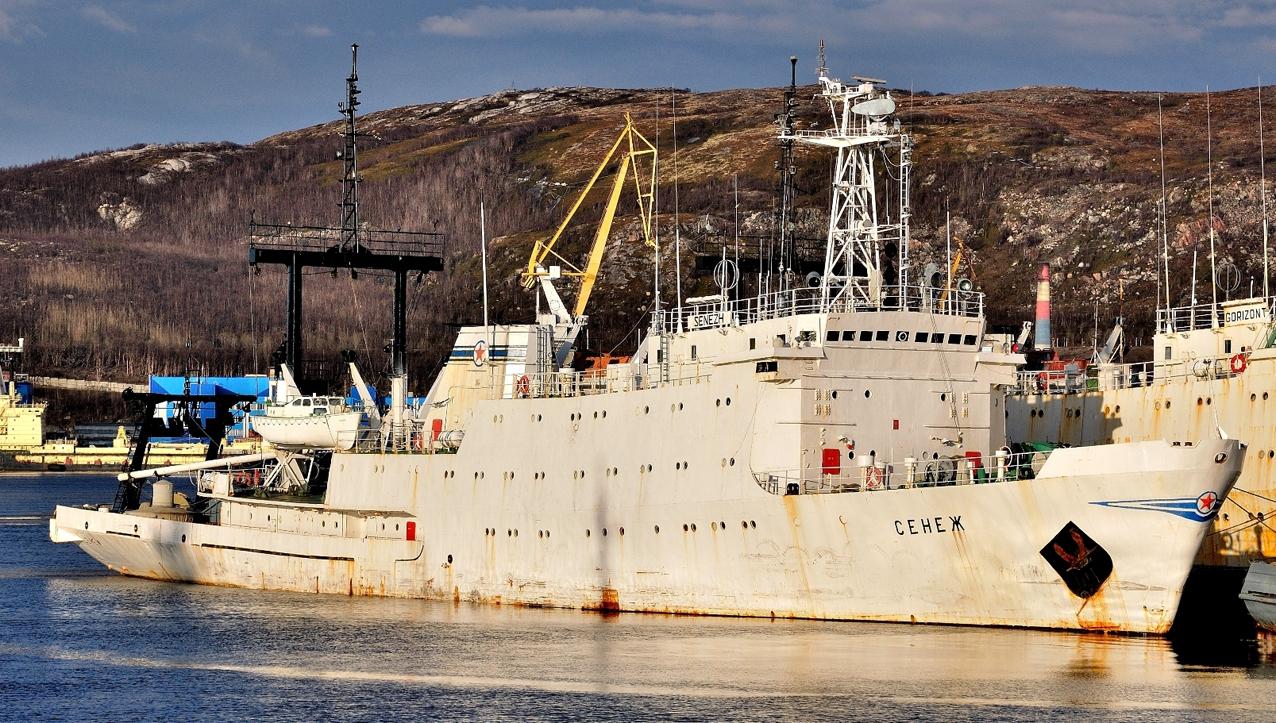 презентация кораблей северного флоты