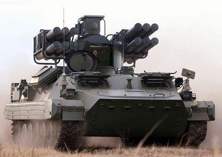 Вооружение и военная техника образцы
