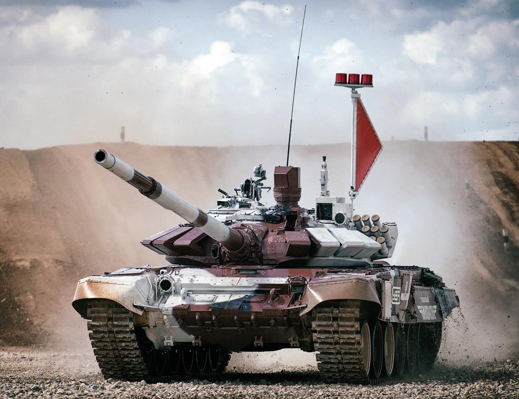 Вот Т-72Б3М (или Т-72Б4) Только в 2015 на него установят новую броню.