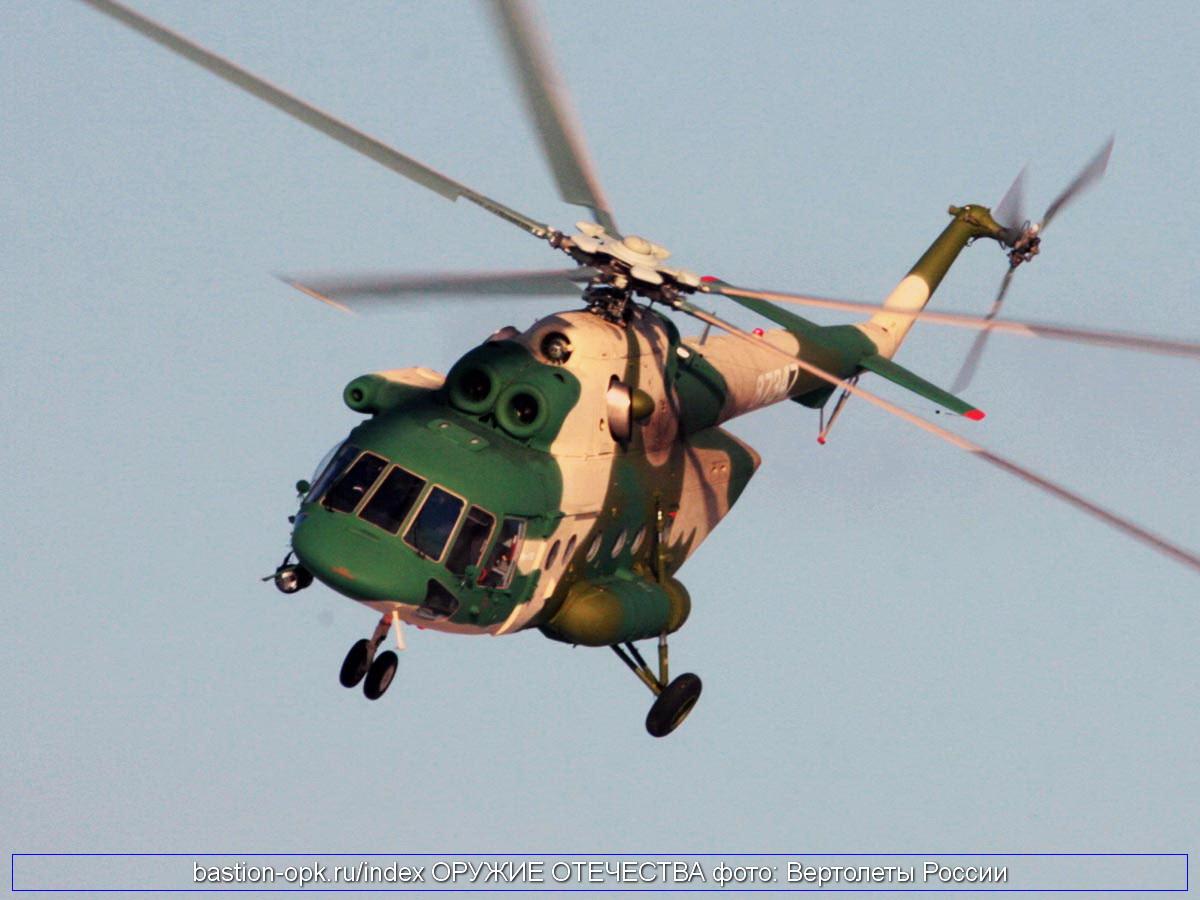 Вертолеты россии представили